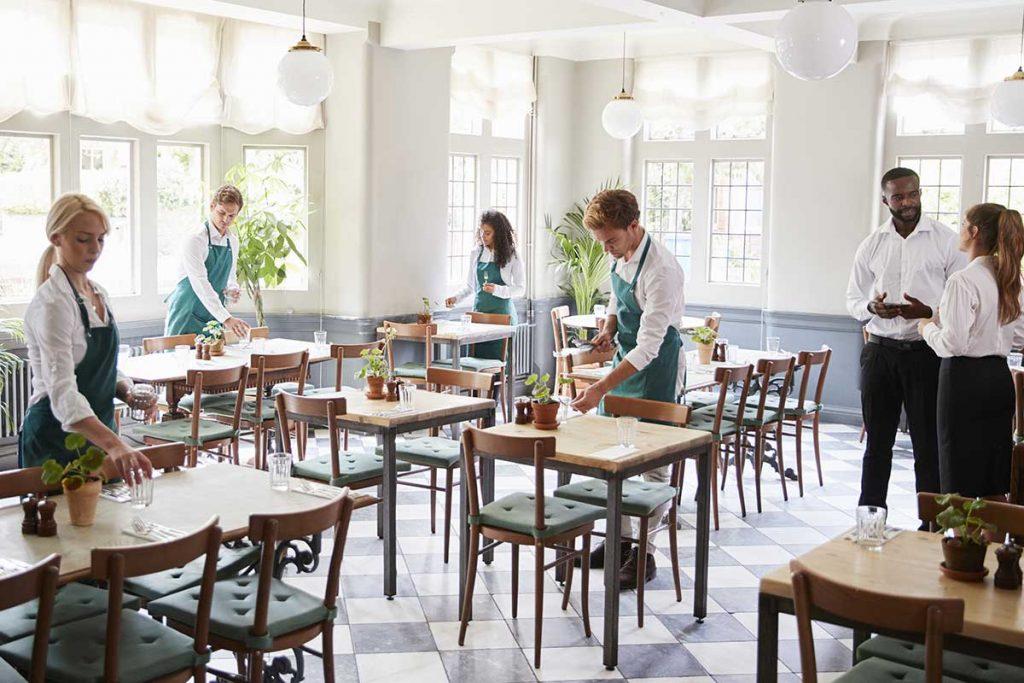 Consultoría gastronómica / Servicios - gestiona las operaciones de tu negocio