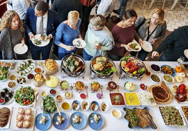 Consultoría gastronómica / Servicios Eventos - Gastronómicos y Aperturas